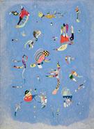 Sky Blue 1940 - Wassily Kandinsky