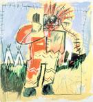 Tobacco versus Red Chief 1981 - Jean-Michel-Basquiat
