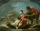 Four Season Winter 1775 - Francois Boucher
