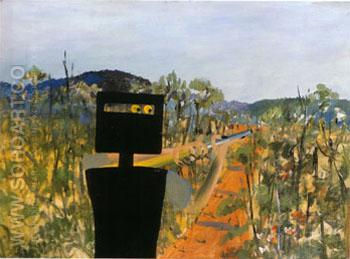 First Class Marksman 1946 - Sidney Nolan reproduction oil painting