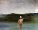 Fraser lsland 1947 - Sidney Nolan reproduction oil painting