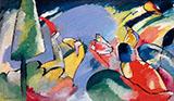Improvisation 14 1910 - Wassily Kandinsky