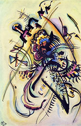 To the Unknown Voice 1916 - Wassily Kandinsky