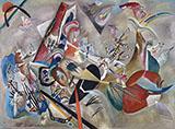 In Grey 1919 - Wassily Kandinsky