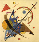 Arch and Point 1923 - Wassily Kandinsky