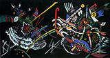 Wall B 1922 - Wassily Kandinsky