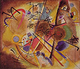 Small Dream in Red 1925 - Wassily Kandinsky