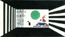 Limoges Marketwoman 1928 - Wassily Kandinsky
