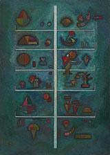 Levels 1929 - Wassily Kandinsky