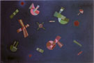 Fixed Flight 1932 - Wassily Kandinsky