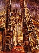 Kitwancool 1928 1 - Emily Carr