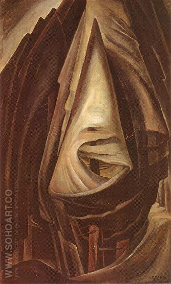 Grey 1931 - Emily Carr reproduction oil painting