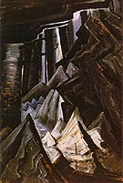 Untitled 1931 - Emily Carr reproduction oil painting