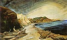 Shoreline 1936 - Emily Carr reproduction oil painting