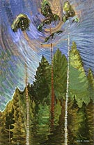 Untitled 1939 - Emily Carr reproduction oil painting