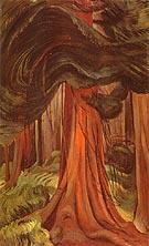 Red Cedar 1931 - Emily Carr