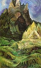 Reforestation 1936 - Emily Carr