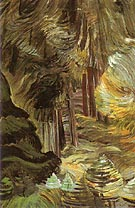 Forest Landscape 1935 - Emily Carr reproduction oil painting
