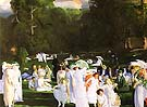 A Day in June 1913 - George Bellows