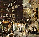 Cliff Dwellers 1913 - George Bellows