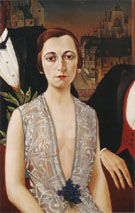 Baroness Vara Wassilko 1926 - Christian Schad