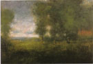 Edge of The Woods 1890 - George Inness reproduction oil painting
