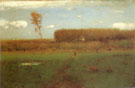 October Noon 1891 - George Inness
