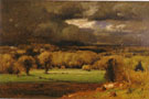 The Coming Storm 1878 - George Inness
