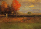 Indian Summer 1894 - George Inness