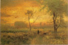 Sunrise 1887 - George Inness
