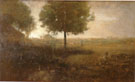 Hazy Morning Montclair 1893 - George Inness