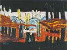 Horizon of Tuscany 24 1995 - Karel Appel