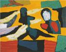 Figures without Faces 1997 - Karel Appel