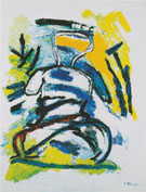 Enchanted Ocean 2000 - Karel Appel