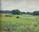 Meadow Lands 1890 - Dennis Miller Bunker reproduction oil painting
