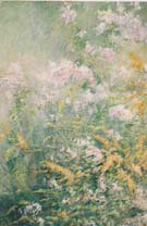 Meadow Flowers 1893 - John Henry Twachtman reproduction oil painting