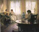 Girls Reading 1907 - Edmund Tarbell