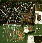 Luna Park 1982 - Jean-Michel-Basquiat