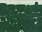 Wandering Journey 1983 - Victor Pasmore