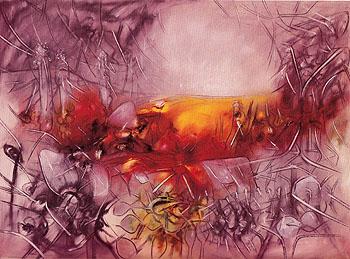 MR Untitled c1951 - Roberto Matta reproduction oil painting