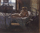 Mornington Crescent Nude Contre Jour 1907 - Walter Sickert