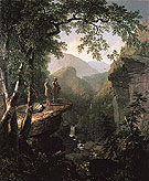 Kindred Spirits 1849 - Asher Brown Durand