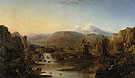 The Land of the Lotus Eaters 1861 - Robert Duncanson reproduction oil painting