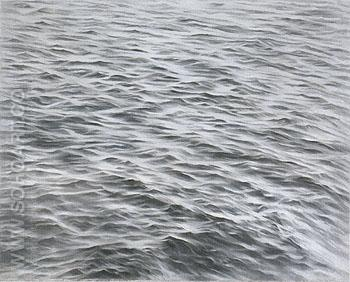 Cv Untitled 1990 - Vija Celmins reproduction oil painting
