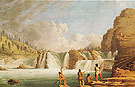 Falls at Colville 1848 - Paul Kane