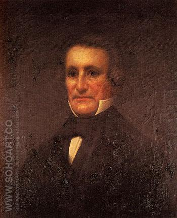 John Caldwell Calhoun 1818 - Charles Bird King reproduction oil painting