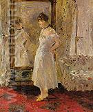 The Psyche 1876 - Berthe Morisot reproduction oil painting