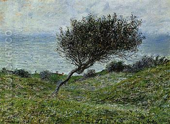 Seacoast at Trouville 1881 - Claude Monet reproduction oil painting