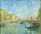 Grand Canal Venice 1881 - Pierre Auguste Renoir reproduction oil painting