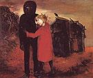 Half caste Child 1957 - Arthur Boyd